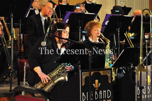 12-16-19 NEWS Big Band at the Eagles