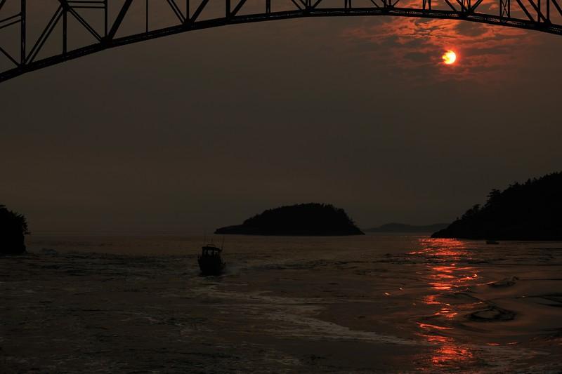 Deception Pass Fishing Boat in Sunset 2.JPG