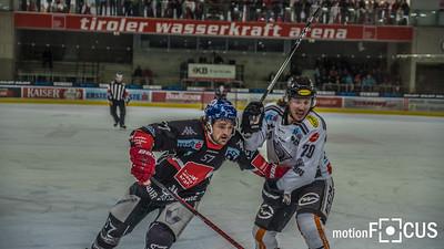 Eishockey EBEL HCI-DEC 28.12.2017