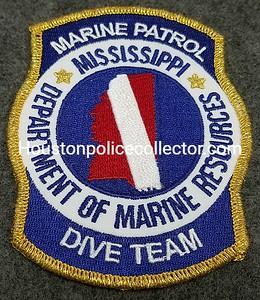 Mississippi Marine Patrol