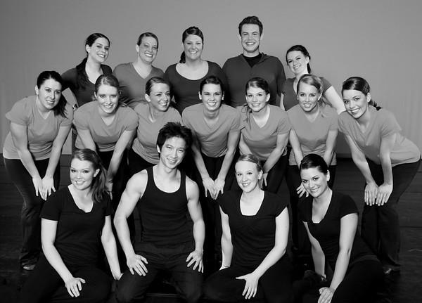 EIU Dancers