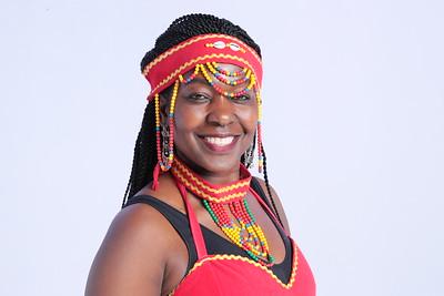 Manga African Dance