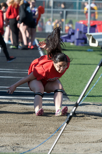Girls Track 2014 Season