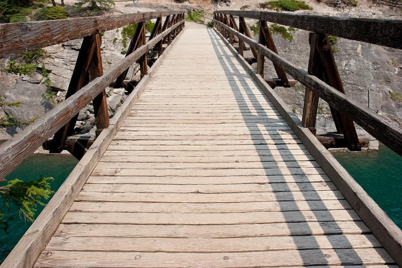 Stewart Canyon Bridge Deck