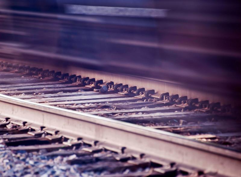 Through the train