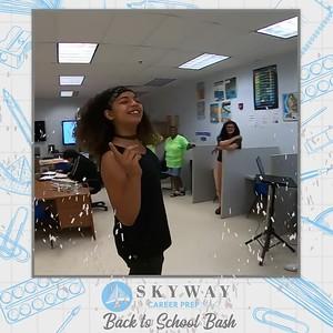 Skyway Prep High School Back to School Bash