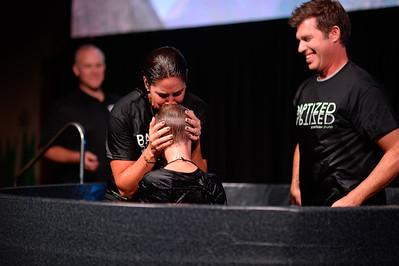 2016-08-28 - Baptism 11am service