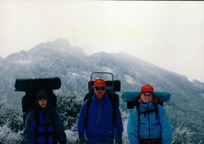 1994 Cajon Mtn. Hike