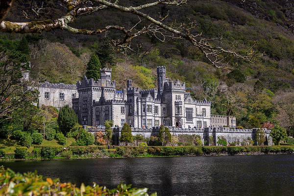 Connemara and Kylemore Abbey, 5/5 (44 pics)
