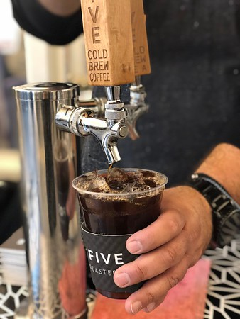 For Five Coffee Roasters Pop Up