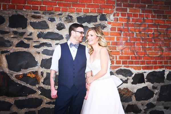 Rachel and Chris
