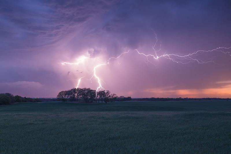 Lightning Scene
