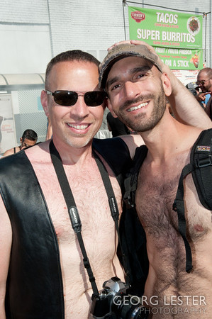 Folsom Street Fair September 23, 2012