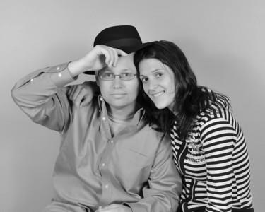 Dan & Mariella