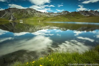 Val d'Isere Lac de l'Ouilette Again