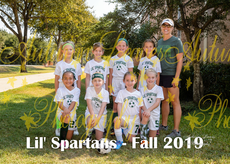 20191005 -#S8 2G Lil' Spartans