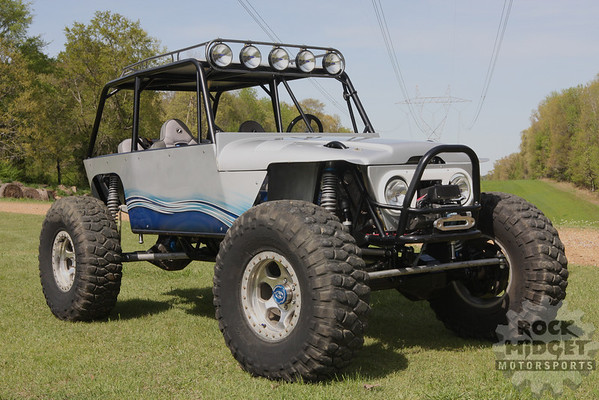 2008 Twisted Customs 4-Seater-Sold
