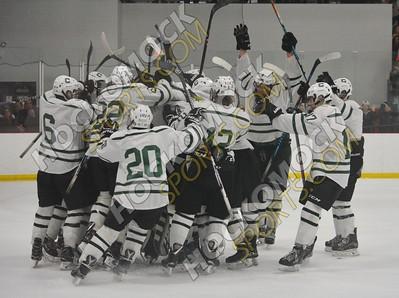 Canton - Westwood Boys Hockey 3-3-18