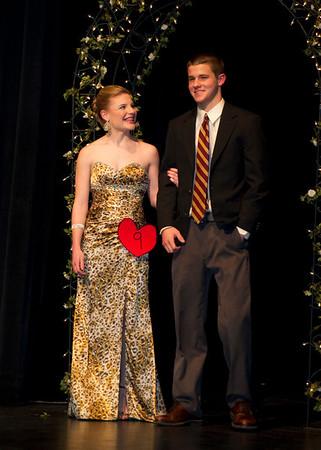 2010 Miss Huntsville High Pageant