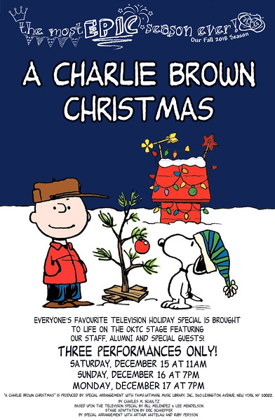 Charlie Brown Christmas 2018 - poster.jpg