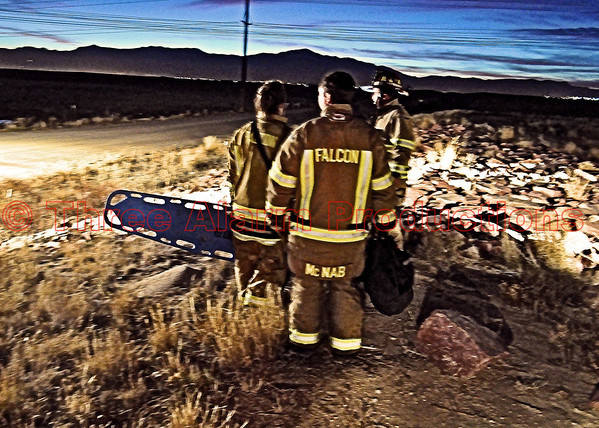 TRAINING-Falcon Fire Protection District-Colorado
