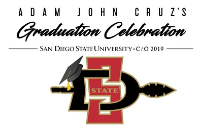 20190601 Adam's Graduation Celebration
