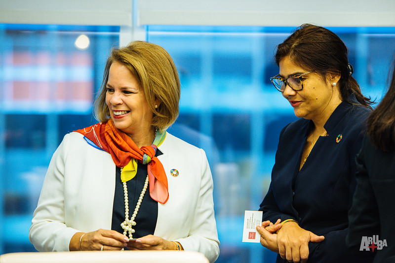 Evelyn Wever-Croes - Meeting - Prime Minister-25.jpg
