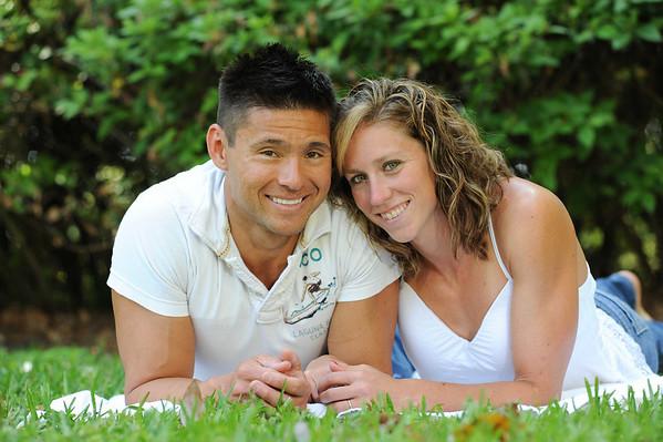 Kaitlin and Ed