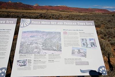 Page, Arizona 2-Paria Mormon town site from 1865