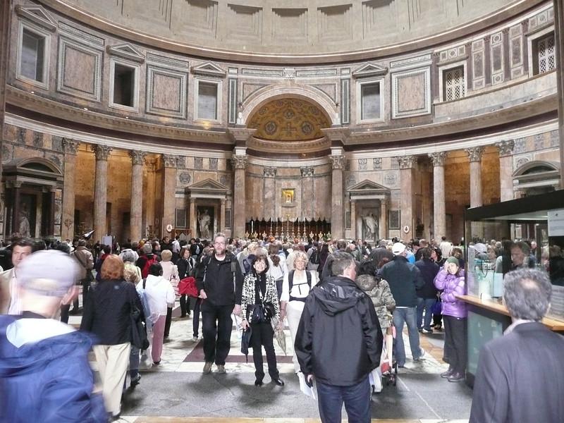 Parthenon, Rome, Italy, f0394667