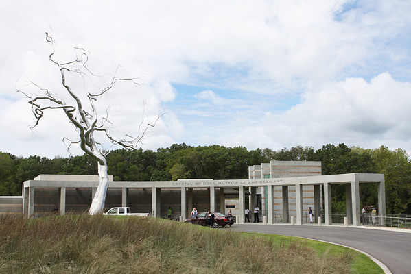 2012 Crystal Bridges Museum Bentonville AR
