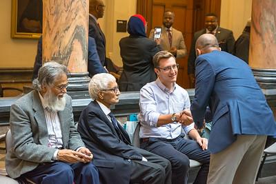 Ramadan Proclamation at City Hall