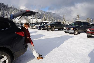 Mount Baker, November 25, 2011