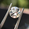 1.53ct Old European Cut Diamond GIA J VS2  11