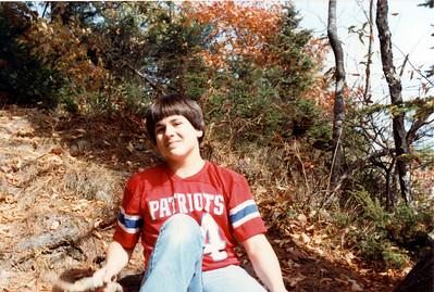 Gorman Family in Virgina 1977 - 1979