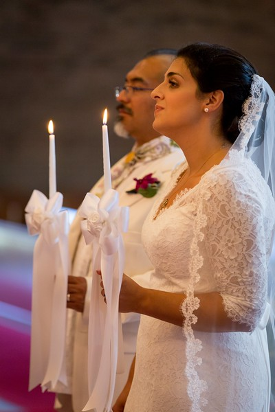 Orthodox Wedding at Saints Peter & Paul Greek Orthodox Church in Glenview, IL