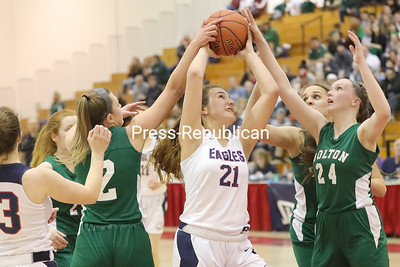 Girls Basketball — Westport vs. Bolton