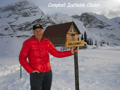 Campbell Icefield Chalet Guest Book