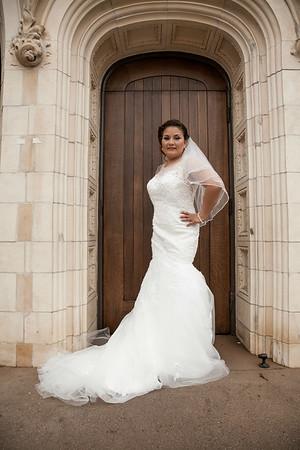 The Wedding of Gelacio Reyes and Maria Lopez