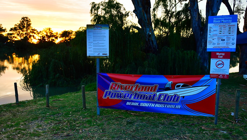 Riverland Power Boat Club Aust Day Meeting