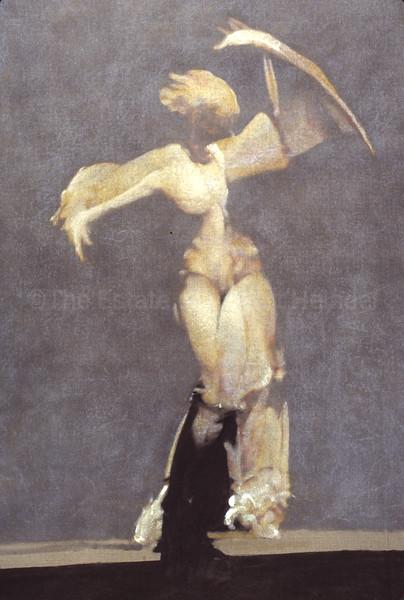 White Dancer III (c1980s)
