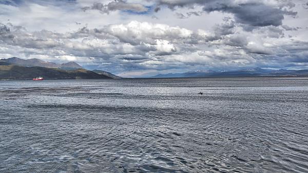 Argentina, Chile, Antartica