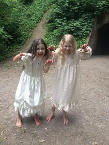 """The Making of """"Little Vampires"""""""