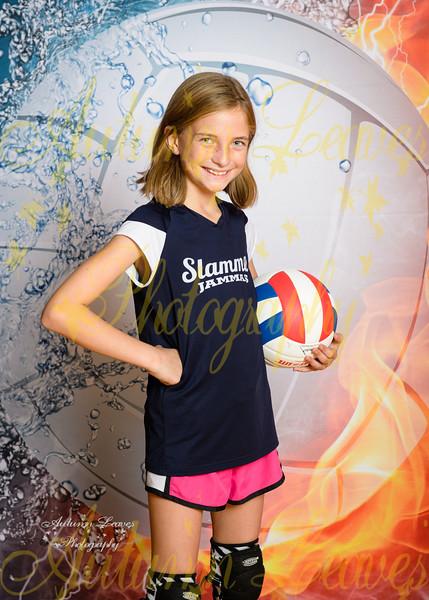 4G Slamma Jammas - PCYMCA Volleyball