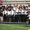 The entire Falcon Choir.