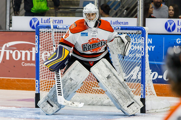 11/4/16 Komets vs. Indy