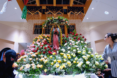 2011-12-12 Celebration of Our Lady of Guadalupe at Desert Sky Mall