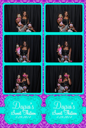 Dajsia's Sweet 13 5.31.2014