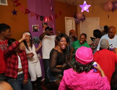 Nikkita & Tiara's 30th Birthday Celebration