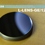 SKU: L-LENS-GE/12/508, Φ12mm Ge (Germanium) Lens FL 50.8mm with Two Sides Anti-Reflection ( AR/AR ) Coating for ≤60W CO2 Laser Beam